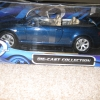 2005 BMW 645 Ci Cabrio diecast model car 1:18 scale die cast by Maisto