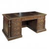 Hekman Presidential Executive desk