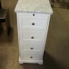 Granite Top Storage Cabinet