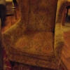 Tapestry Wing Back Chair