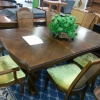 Dining Table w/ 6 Chairs, Leaf