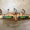Watts double check backflow preventer (007M2QT)