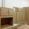 Cabinet set -19 pieces