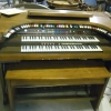 Hammond Organ with Bench