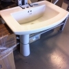 White Pedestal Sinks (New in Box)