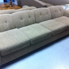 9 1/2ft. 4-Cushion Sofa