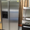 KitchenAid 25.3cu.ft. Side-by-Side Refrigerator #KSRB25F