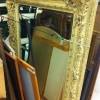 Royal Framed Beveled Mirror