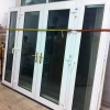 Exterior Patio Double Door w/ Side Panels