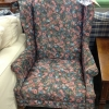 Vintage Floral Chairs -- 25% Off!