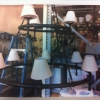 Grand Hanging Light Fixture ON SALE