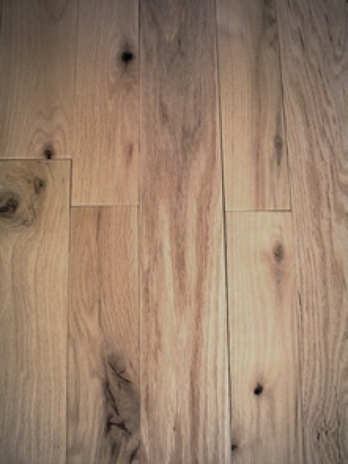 3 4 x5 solid oak hardwood flooring in dallas for Real wood flooring sale
