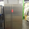 Stainless Steel Sub Zero Fridge